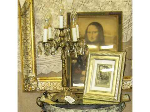 Antique & Vintage Lighting - Wildwood Antique Mall -Titusville, Florida