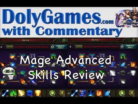 ➜ Wartune Guide - Mage Advanced Skills Review