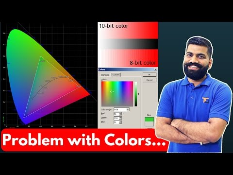 Color Gamut Explained | sRGB, CMYK, Adobe RGB | How Many Colors?
