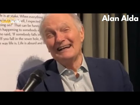 Alan Alda ('Marriage Story') on playing a divorce lawyer whose 'heart is in the right place' but may be out of his depth [EXCLUSIVE VIDEO INTERVIEW]