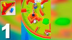 Hide 'N Seek (by Supersonic Studios) Gameplay Walkthrough 1-15 Levels (Android)