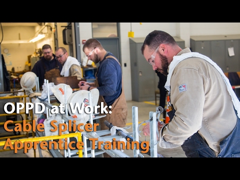 Cable Splicer Apprentice Training
