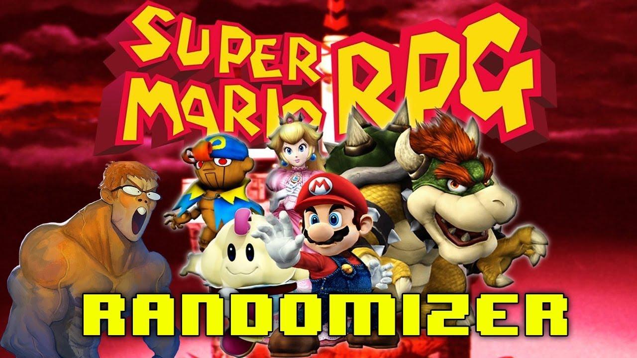 Super Mario RPG Open Randomizer