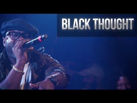 Black Thought Rocks the Mic at '16 Bars LIVE' Presented by Honda