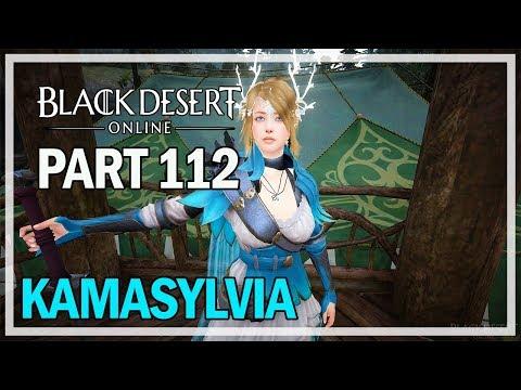Black Desert Online Let's Play Part 112 Old Wisdom Tree - Dark Knight Gameplay