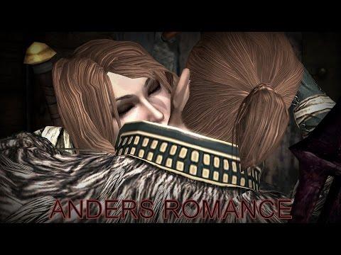 Anders and Hawke Romance - Dragon Age II