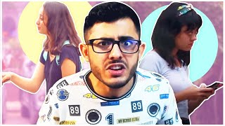 CUTE GIRLS PRANK | CARRYMINATI