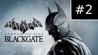 Batman Arkham Origins: Blackgate | Deluxe Edition | Part 2