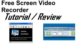 Dvdvideosoft Free Screen Video Recorder - YT