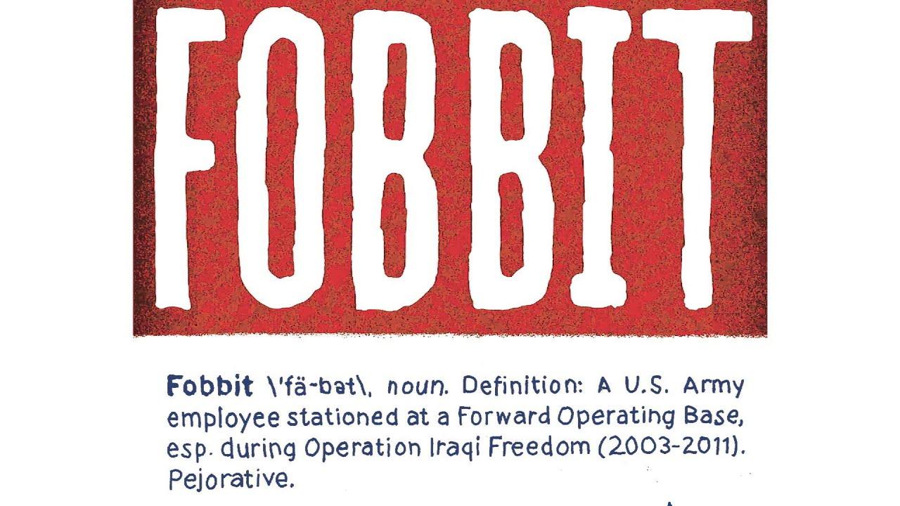 Fobbit by David Abrams (Book Trailer)