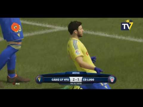 7ªJornada Torneo Apertura Cádiz CF eSports en VFO (13-02-17)