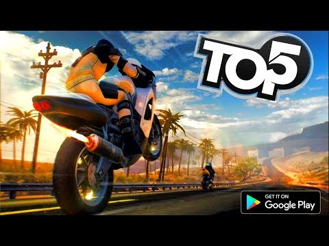 Top 4 Best Motorbike Racing Games (Android/iOS) 2018