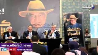 حسين فهمي: العالم مبهور بآثارنا بسبب زاهي حواس .. فيديو