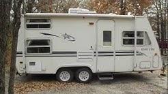 Sale Trade 2001 StarCraft 21' Star Lite Camper Travel Bumper Pull Trailer RV $6000