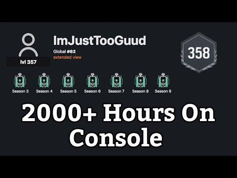 What 2000+ Hours on Console Looks Like: Xbox Diamond - Ranked Highlights - Rainbow Six Siege