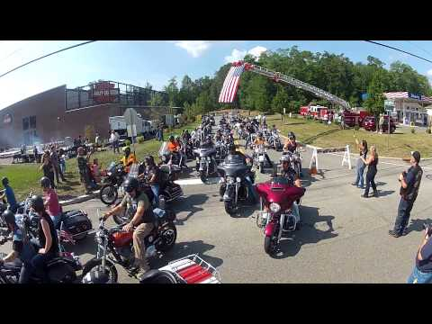 Garden State Harley Davidson Benefit Rally Ride For Ralph Youtube