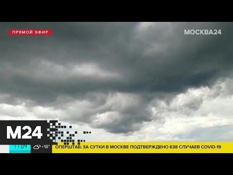 В Москве резко вырос спрос на зонты и резиновые сапоги - Москва 24
