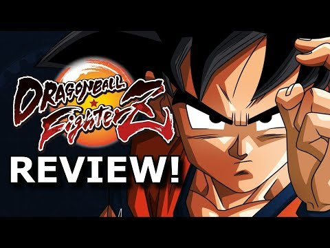 Dragon Ball FighterZ Review! Almost PERFECT? (PS4/Xbox One)