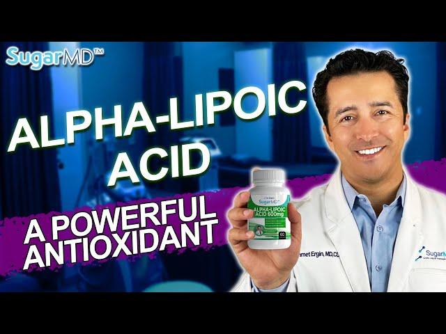 Can Alpha-Lipoic Acid Help Neuropahy and Aging? SUGARMD