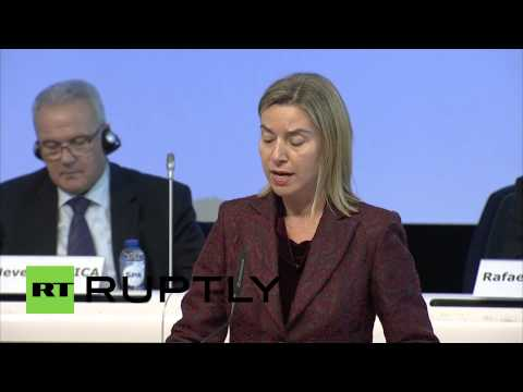 "Belgium: European investors ""came to stay"" in Latin America - Mogherini"