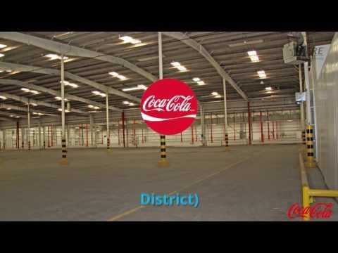 Coca-Cola Bottling / Distribution Center Portales, New Mexico