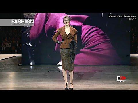 TWINS by Begović and Štimac MBFW Ljubljana Fall Winter 2017 2018 - Fashion Channel