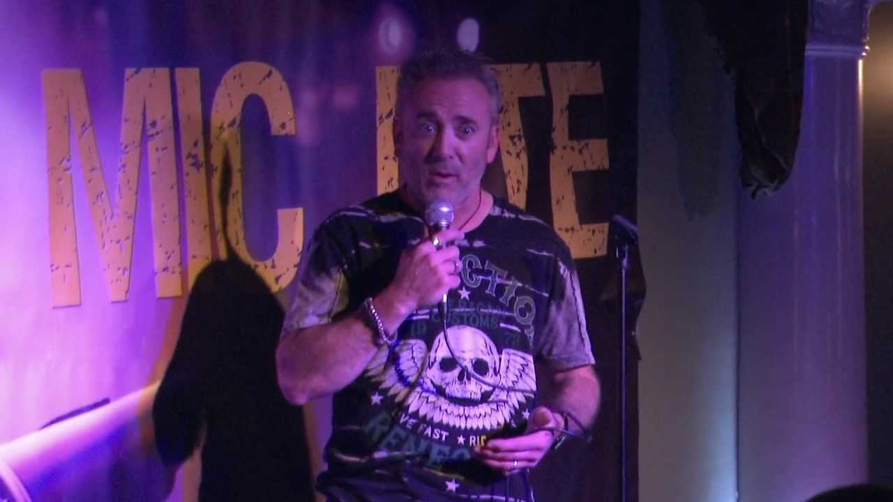Download Wayne Mathews's 2nd Performance at the Stardome Comedy Club's Open Mic Contest