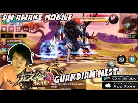 Guardian Nest Versi DN Awake (Mobile) - Geraint Gameplay - 동영상