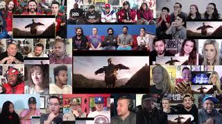 AVENGERS 4 ENDGAME Official Trailer Reaction Mashup|Super Version