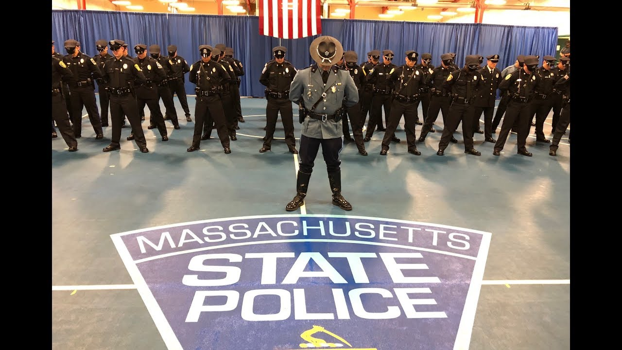 The 8th State Police Municipal Academy Drill and Ceremony Exhibition