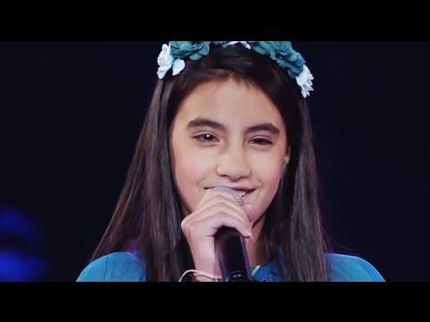 فيديو اغنية لين الحايك ان راح منك يا عين HD كاملة