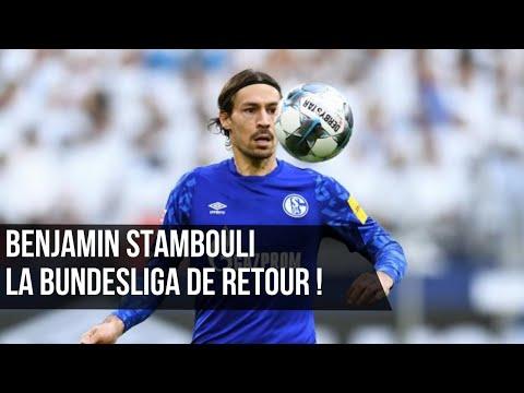La Bundesliga est de retour, avec Benjamin Stambouli