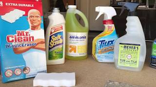 Safe Cleaning Solutions for Natural Stone