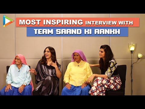 UNFILTERED With Taapsee, Bhumi, Chandro & Prakashi Tomar | Saand Ki Aankh | Life's journey Mp3