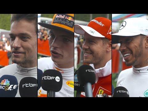 2017 Belgian Grand Prix | Qualifying Reaction