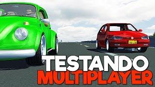 Carros Rebaixados no DRIFT هجولة - Testando o Multiplayer