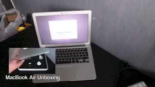 2013 Macbook Air Setup