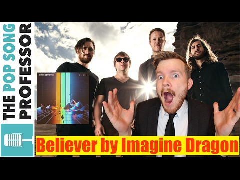 Imagine Dragons - Believer | Song Lyrics...