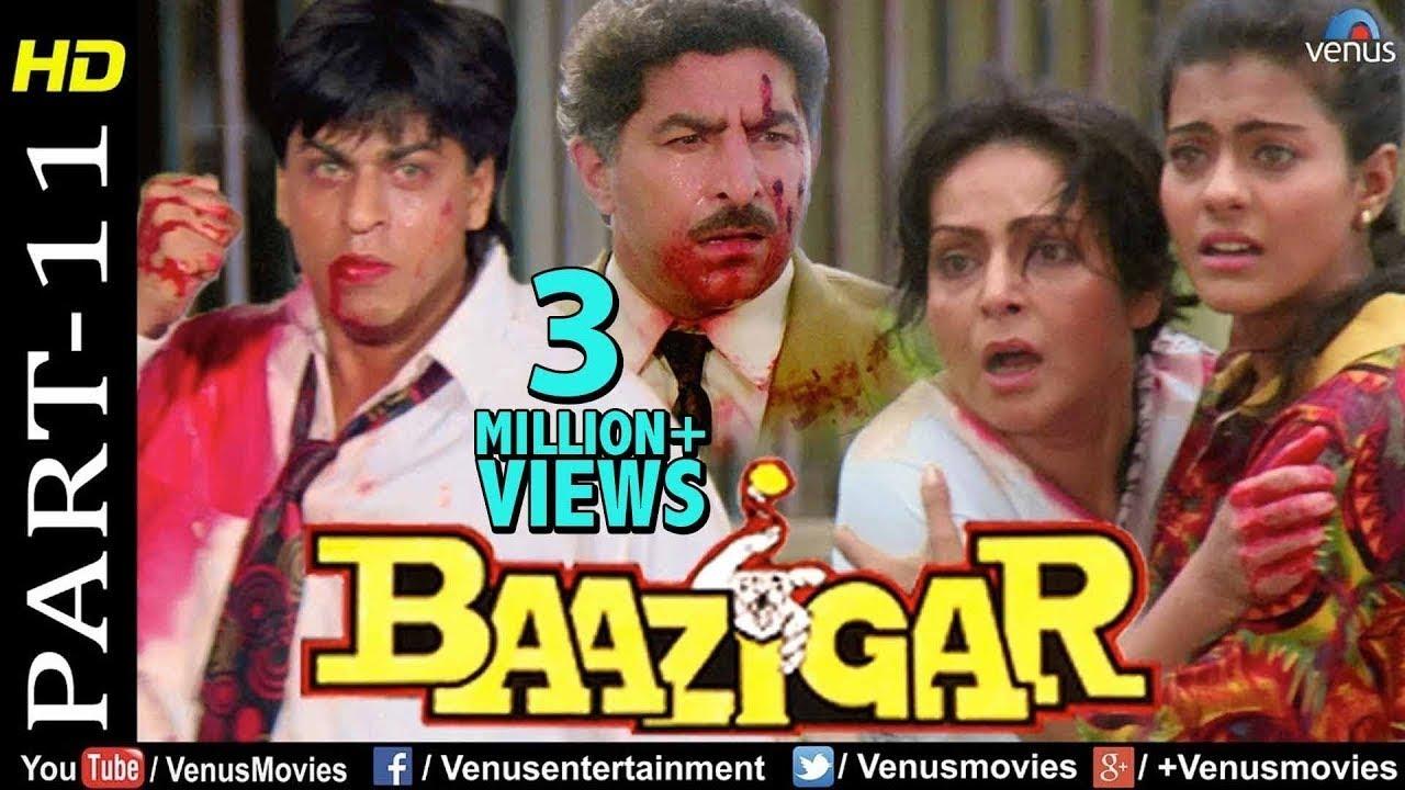 Phim Hành Động Ấn Độ : Lòng Hận Thù ( Baazigar ) - Shah Rukh Khan, Kajol