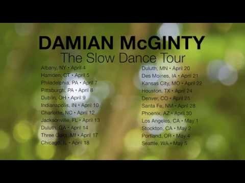 damian mcginty tour