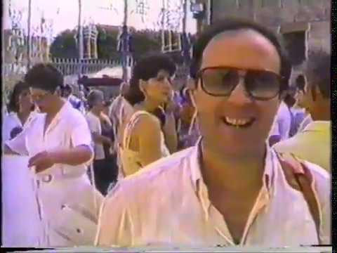 """Festa Dell' Assunta Santa Maria A Vico (Ce) 1987 """"3°Parte"""""""