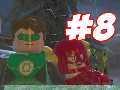 LEGO Batman 2 - LEGO BRICK ADVENTURES - PART 8 - TOGETHER BECAUSE!