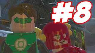 LEGO Batman 2 - LEGO BRICK ADVENTURES - PART 8 - TOGETHER BECAUSE!