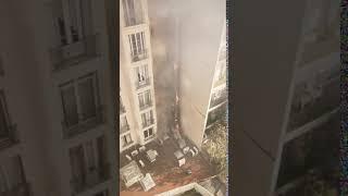 Marseille : la cuisine d'un restaurant détruite par un incendie