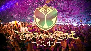 TOMORROWLAND MIX 2015 - WARM UP
