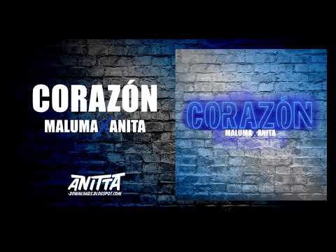 Maluma - Corazón (feat. Anitta) - Remix