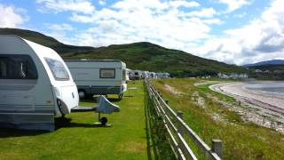 Ardmair Campsite Scotland