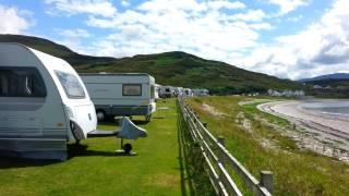 Ardmair Campsite Scotland