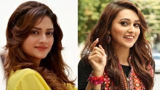 যে কারণে নুসরাতকে বোন ডেকেছেন মিমি চক্রবর্তী ! Latest hit bangla news !