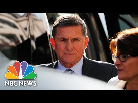Fmr. National Security Adviser Michael Flynn Pleads Guilty In Mueller Case | NBC News